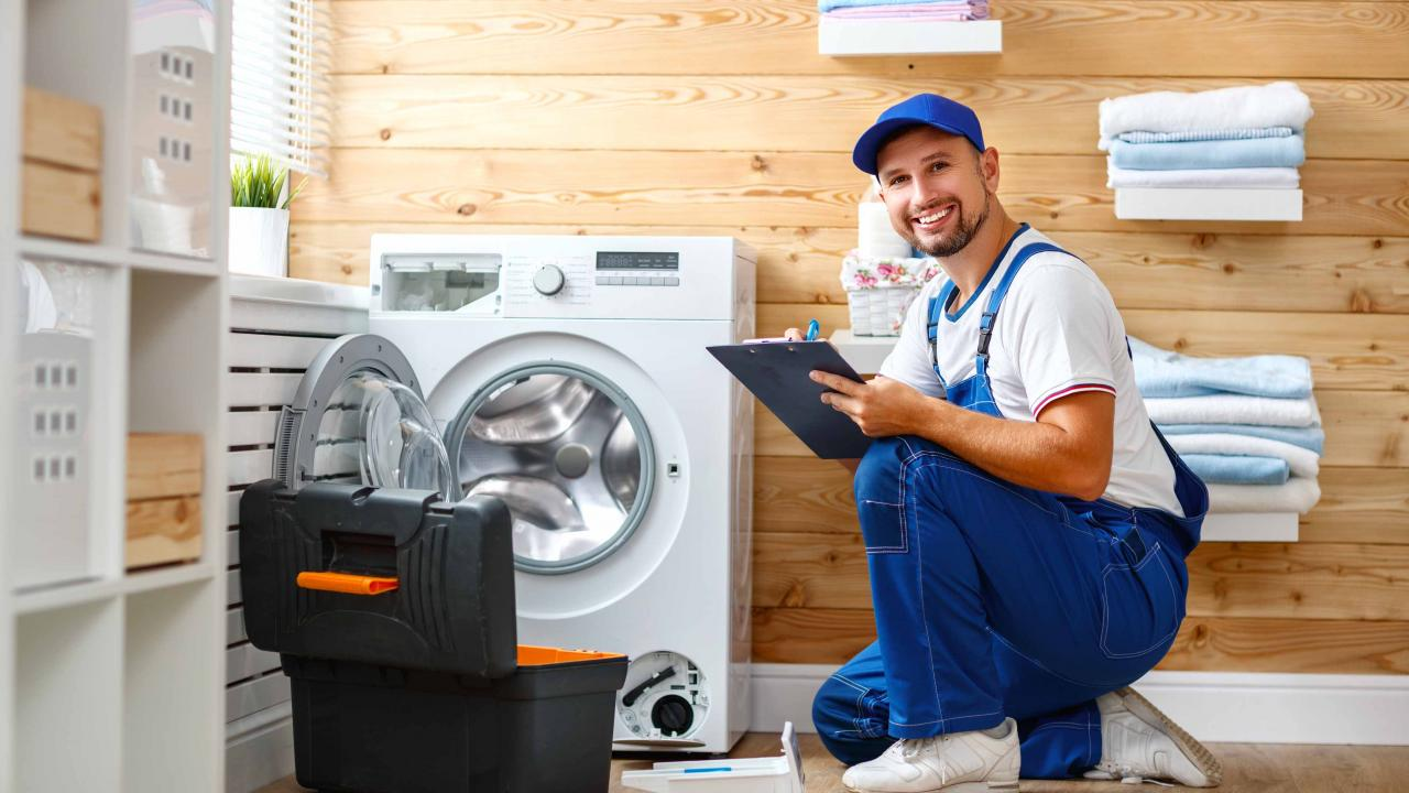 Appliance service technicians