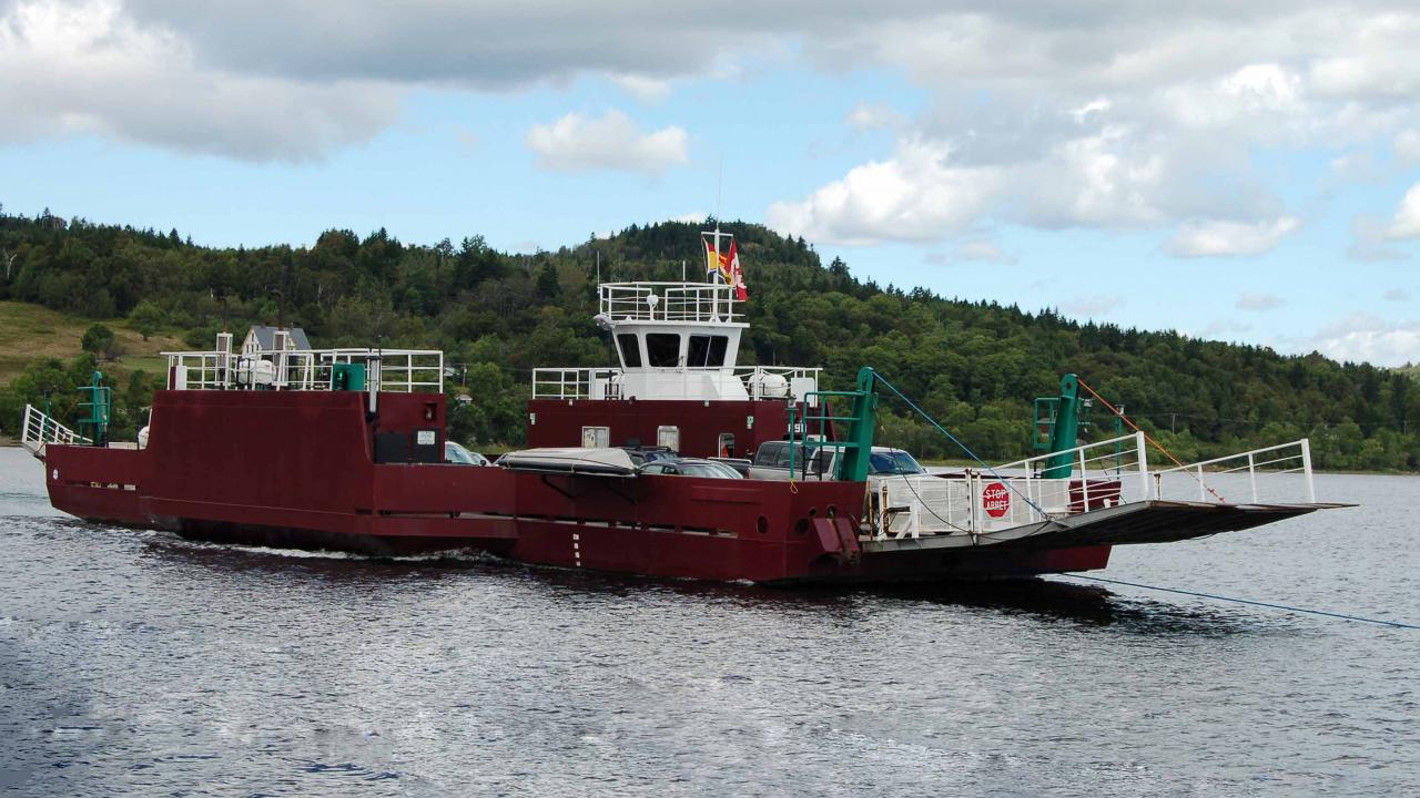 Boat and cable ferry operators and related