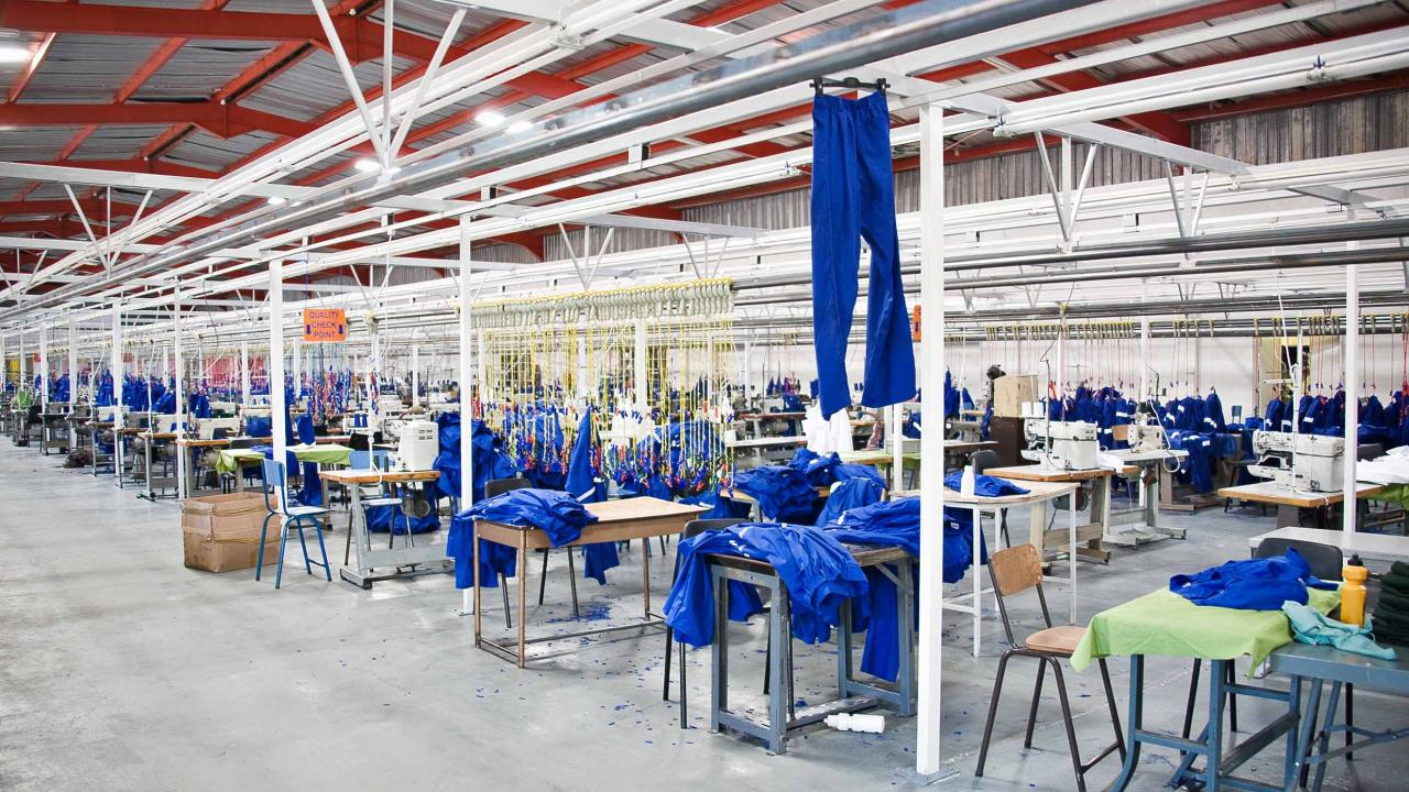 Supervisors - textile, fur and leather products manufacturing