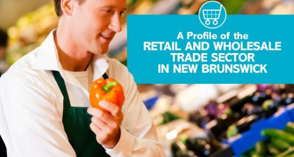 Retail and wholesale trade sector